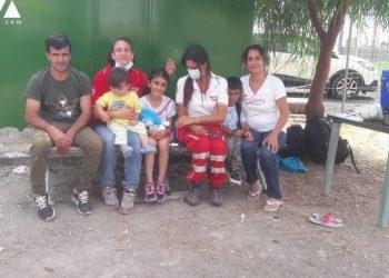 «رسول ایراننژاد» ۳۵ ساله، پدر خانواده، «شیوا محمدپناهی» ۳۵ ساله، مادر خانواده، و فرزندانشان: «آنیتا» ۹ ساله، «آرمین» ۶ ساله و «آرتین» ۱۵ ماهه، همگی در در دریا غرق شدند.